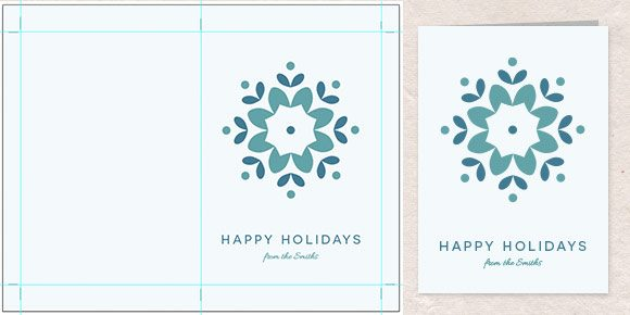 How To Create A Holiday Card In Adobe Illustrator