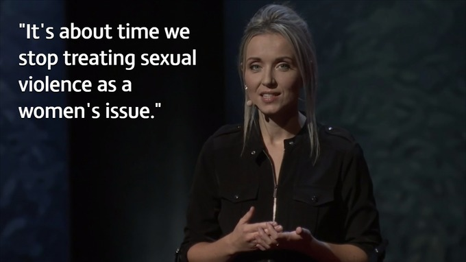 'Our Story Of Rape & Reconciliation.' Survivor & Rapist On Stage Together At TED