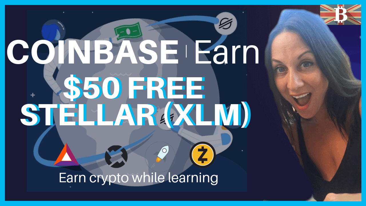 Coinbase - Earn FREE Cryptocurrency with Coinbase Earn