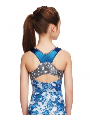 back vault leotard