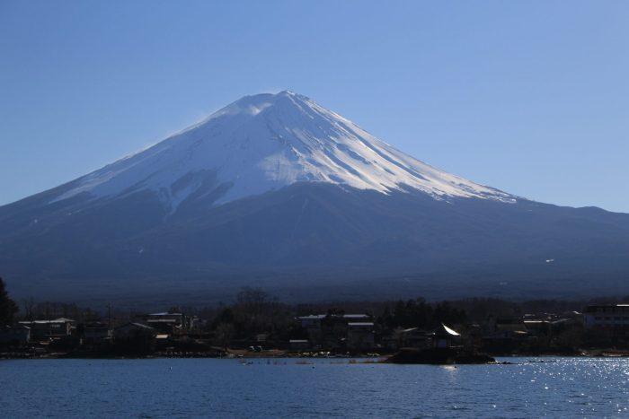 mt fuji lake kawaguchiko 700x467 - Travel Contests: November 14, 2018 - Japan, Barbados, Tahiti, & more