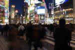shibuya crossing - Exploring Shinjuku & Shibuya - Tokyo, Japan