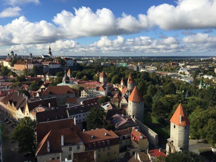 old town tallinn 700x525 - A trip through Northern Europe & the Baltics - Introduction