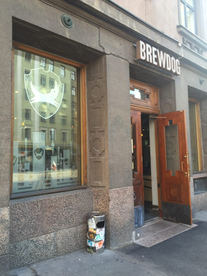 brewdog helsinki 700x933 - The best craft beer in Helsinki, Finland