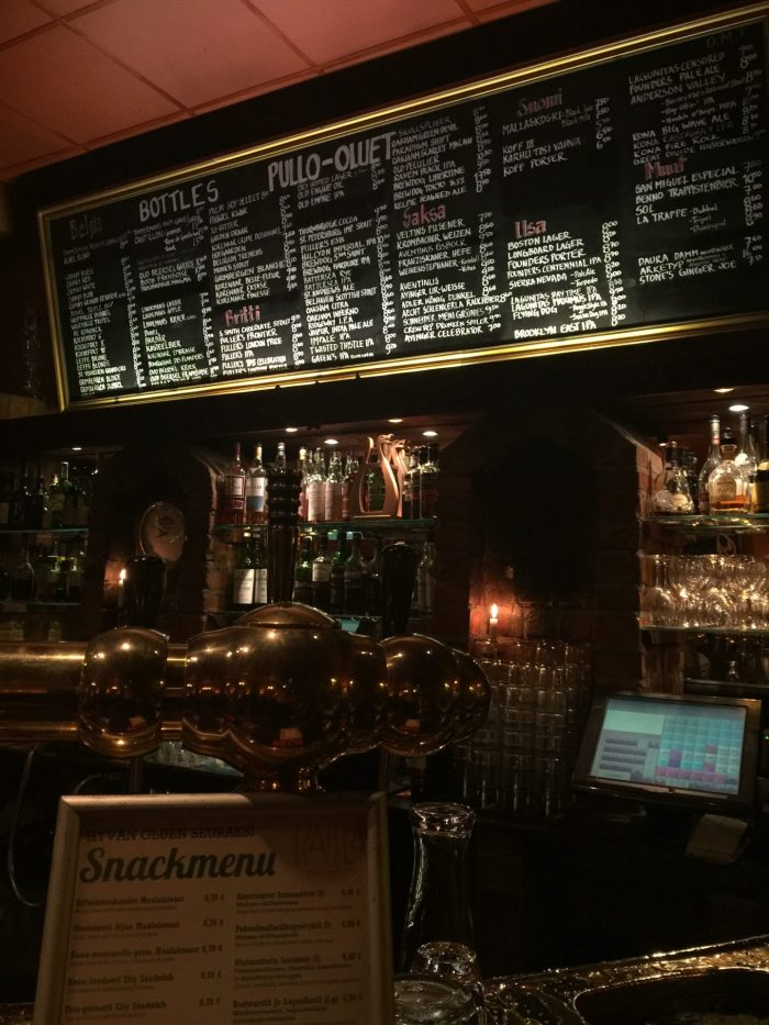oluthuone kaisla helsinki 700x933 - The best craft beer in Helsinki, Finland