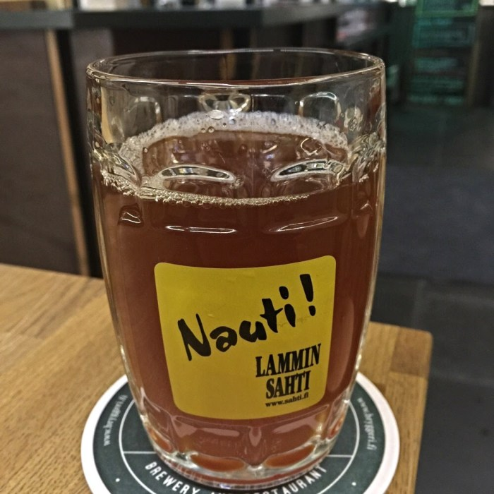 sahti finland 700x700 - The best craft beer in Helsinki, Finland