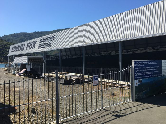 edwin fox museum 700x525 - Nelson to Wellington, New Zealand by bus and ferry via Picton