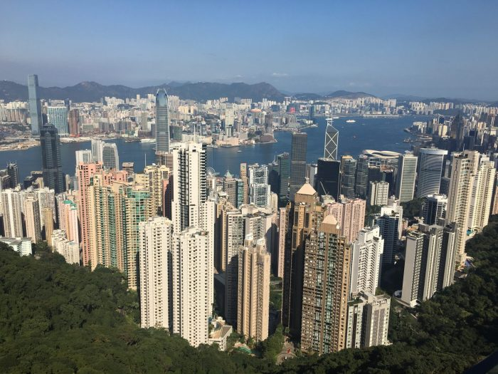 hong kong skyline 700x525 - Travel Contests: December 5, 2018 - Hong Kong, California, Italy, & more