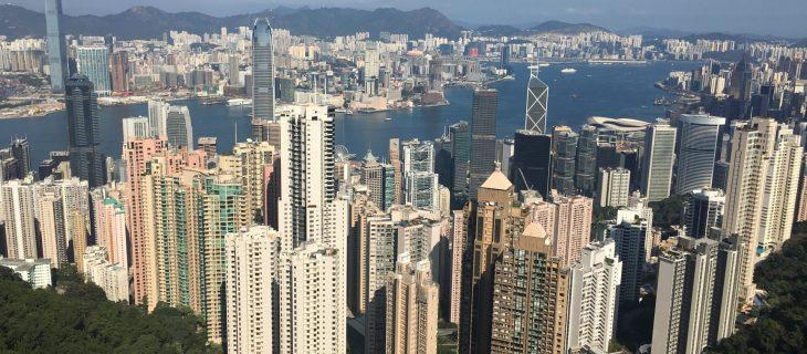hong kong skyline - Travel Contests: December 5, 2018 - Hong Kong, California, Italy, & more