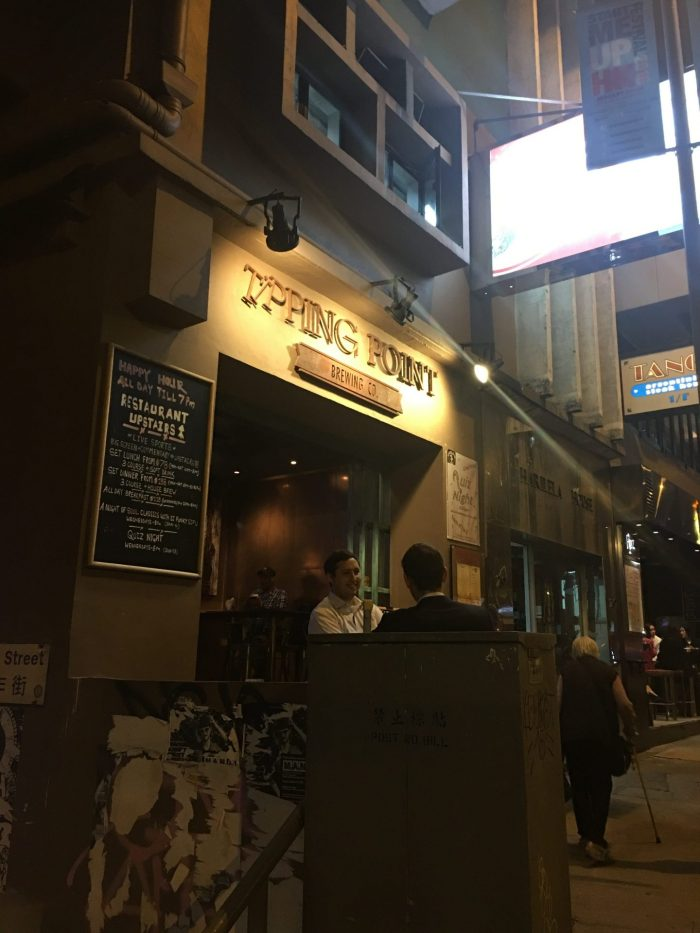 tipping point brewing company 700x933 - The best craft beer in Hong Kong
