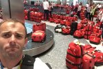 british olympic team luggage - Travel Tip: Make your luggage stand out