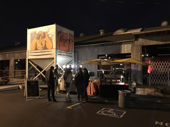 angel city brewery food 700x525 - The best craft beer in Downtown Los Angeles