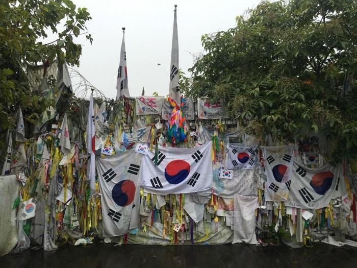 dmz tour from seoul imjingak park 700x525 - A visit to the DMZ - Touring the border between South Korea & North Korea