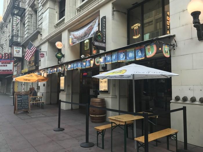 los angeles biergarten 700x525 - The best craft beer in Downtown Los Angeles