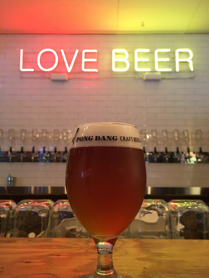 love beer seoul 700x933 - The best craft beer in Seoul, South Korea