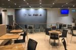 lufthansa welcome lounge frankfurt airport - Lufthansa Welcome Lounge Frankfurt Airport FRA review