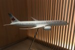 air canada maple leaf lounge frankfurt plane - Air Canada Maple Leaf Lounge Frankfurt Airport FRA review