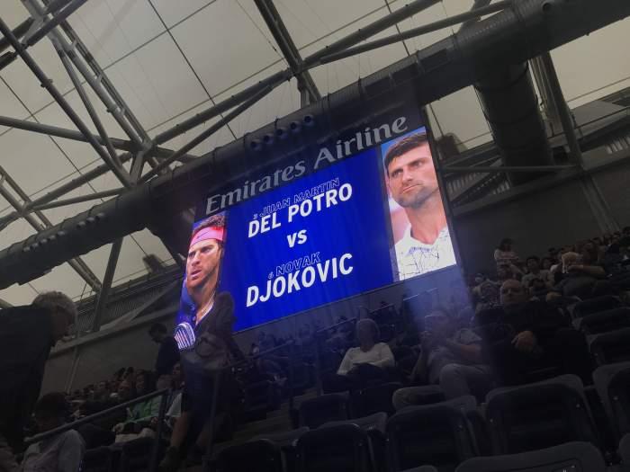 2018 us open final novak djokovic juan martin del potro 700x525 - I won a travel contest & attended the U.S. Open Final