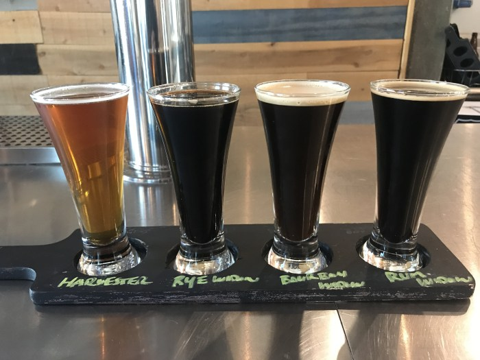 coachella valley brewing company beers 700x525 - The best craft beer in Palm Springs - Palm Desert - Coachella Valley, California