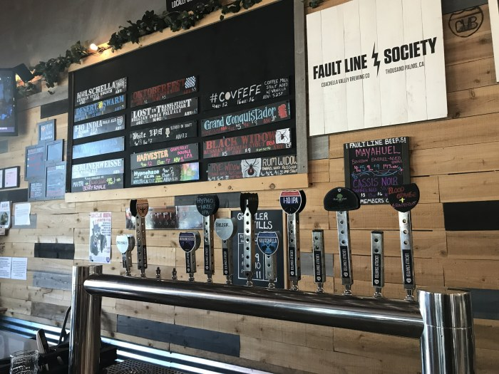coachella valley brewing company craft beer palm desert springs 700x525 - The best craft beer in Palm Springs - Palm Desert - Coachella Valley, California