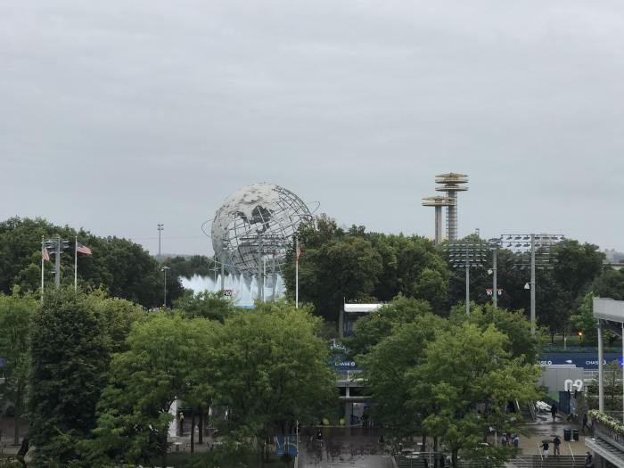 flushing meadows national tennis center queens 700x525 - I won a travel contest & attended the U.S. Open Final