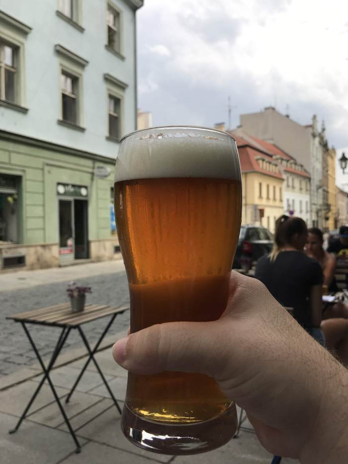 craft beer pilsen 700x933 - The best craft beer in Pilsen, Czech Republic