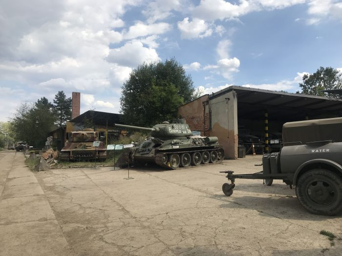 demarcation line museum 700x525 - A visit to the Demarcation Line Museum in Rokycany, Czech Republic