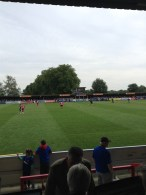 AFC_Wimbledon_Shrewsbury_Intervallo