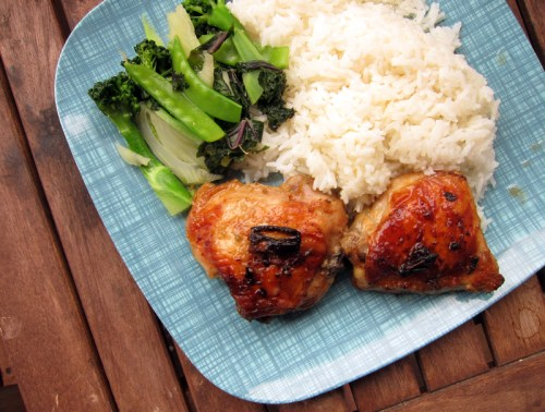greek lemon garlic oregano chicken