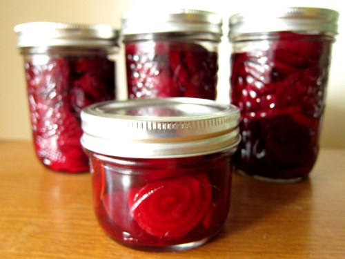 pickled phat beets