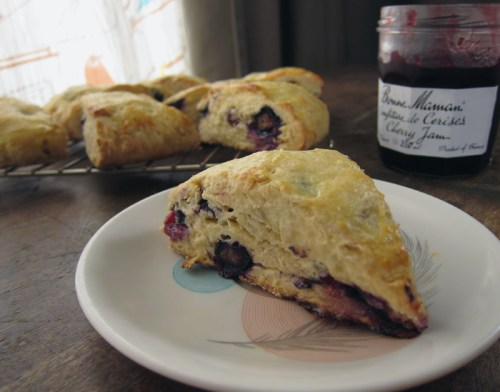 lemon blueberry scones | everybody likes sandwiches