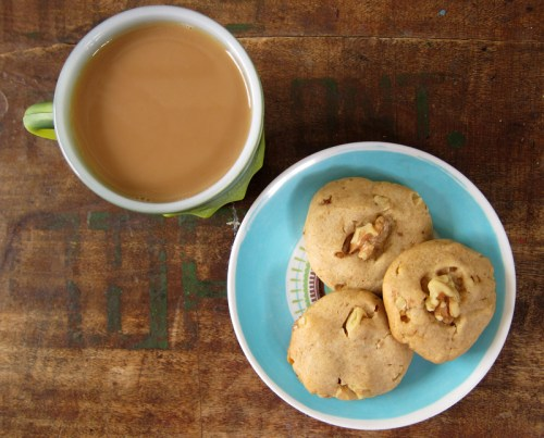 honey walnut cookies | everybody likes sandwiches
