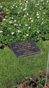 I left 3 years before the 9/11 attacks, the gardens of the town hall now have a number of plaques.