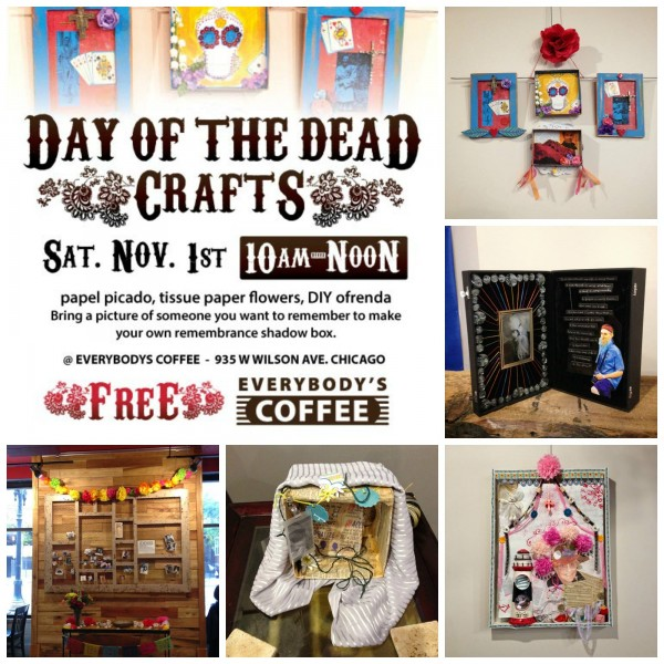 Day of the Dead Crafts!