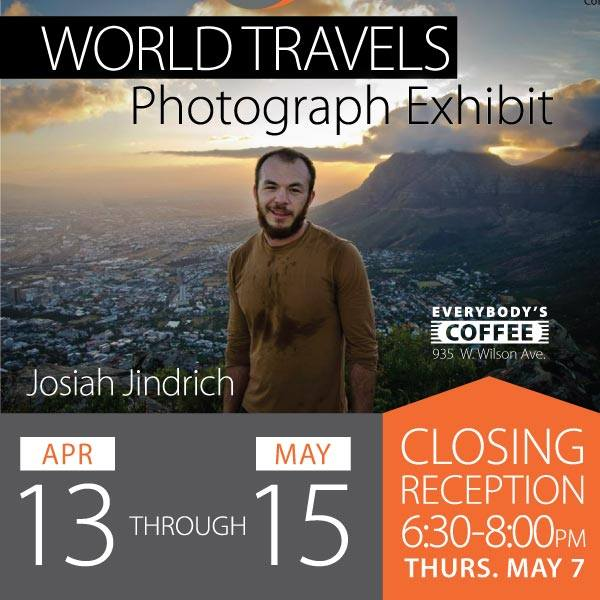 World Travels: Photography by Josiah Jindrich