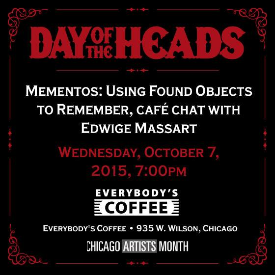 Day of the Heads: Edwidge Massart & Xavier Wynn