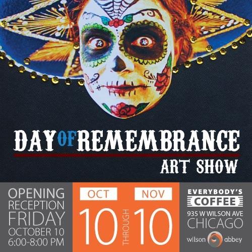 Day of Remembrance Art Show