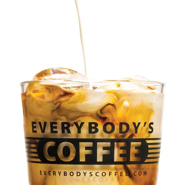 Thai Coffee by Everybody's Coffee