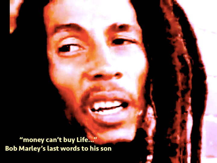 Bob Marley on Money