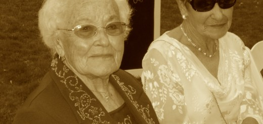 © 2014 Beth Terry, Everybodys Lost photo of grandmas
