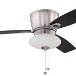 Flush Mount Ceiling Fan For Low Ceilings Every Ceiling Fans