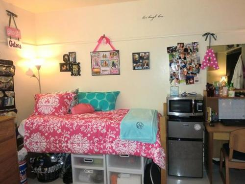 How To…Decorate A Dorm Room
