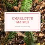 Charlotte Mason Resources