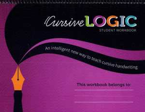 CursiveLogic teaches students beautiful cursive handwriting in four simple lessons.