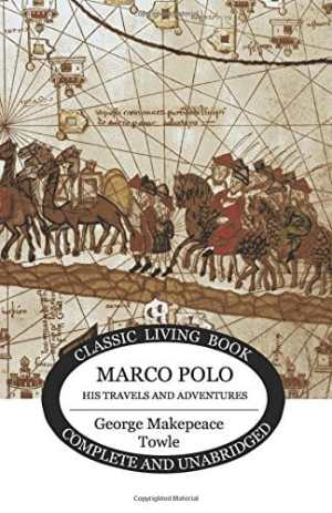 Marco Polo was an adventuresome explorers who befriended Genghis Khan.