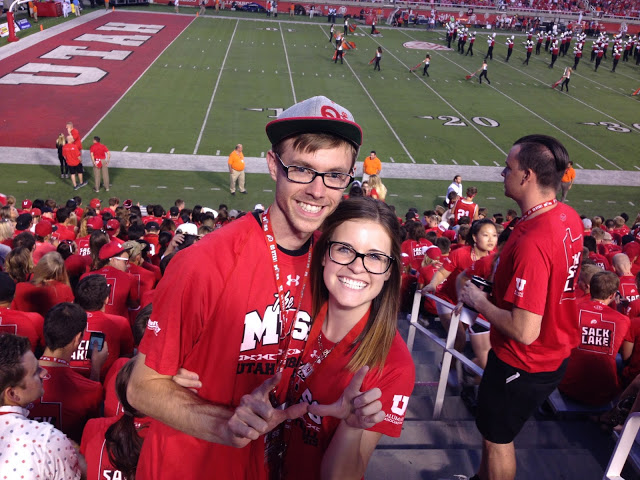 Our Last First MUSS Game