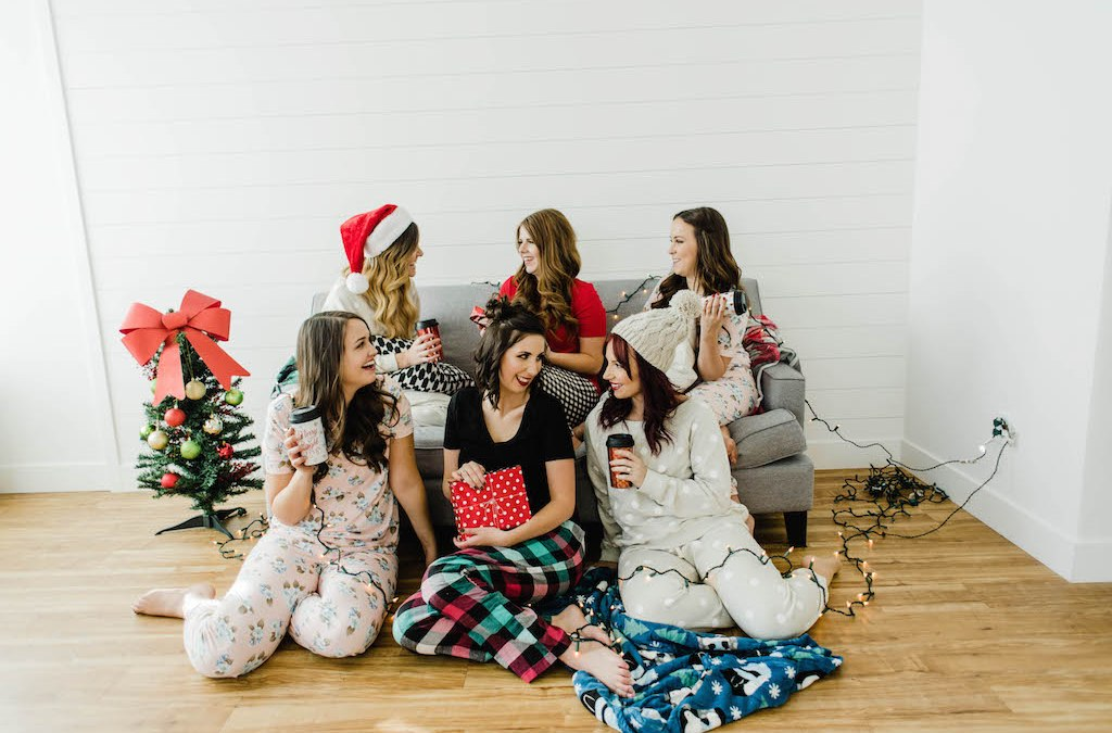 Christmas Pajama Party Ideas