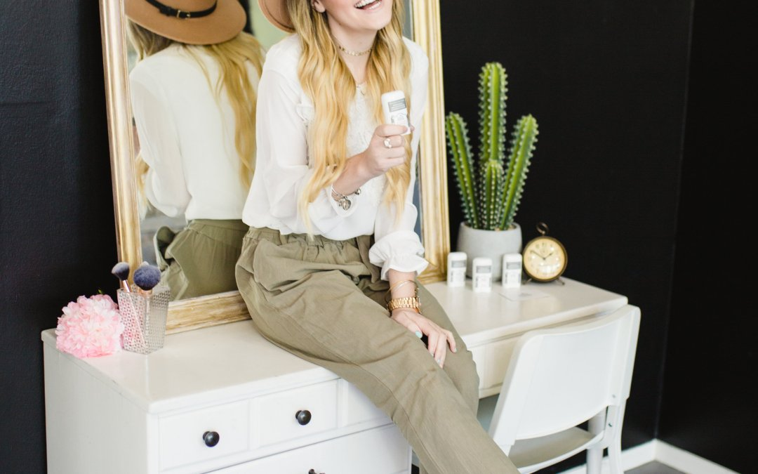 Healthy Skin Care Goal + Earth Mama Organic Deodorant Review