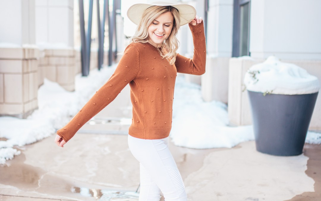 10 Ways To Style A Sweater and How They Should Fit Your Body Type
