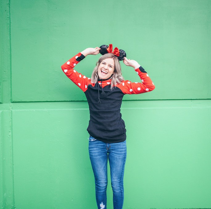 5 Disneyland Outfits To Wear During Winter